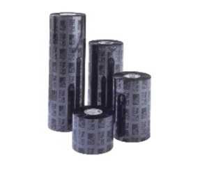 Thermal Ribbon, 3200, Wax/Resin, 76mm x 450m, Black (12 per box)
