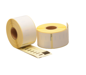 Dymo 1933088 Compatible Labels, 102mm x 59mm, 300 Labels, White, Permanent (Polypropylene)