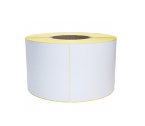 Inkjet Sample roll, 762508-40, labels, 76.2mm x 50.8mm, 630 Labels, 40mm Core, White, Permanent