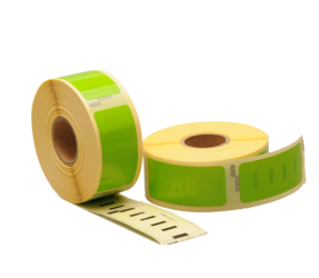 Afbeelding van Dymo 11352 Compatible Labels, 54mm x 25mm, 500 Labels, Green