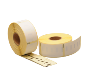 Dymo 11355 / S0722550 compatible labels, 19mm x 51mm, 500 labels, white, removable