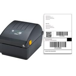 Afbeelding van Emergency Package | Zebra ZD220D Printer + 1,000 Labels