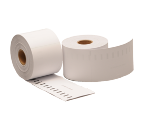 Dymo 99018 compatible labels, 190mm x 38mm, 110 labels, white, removable
