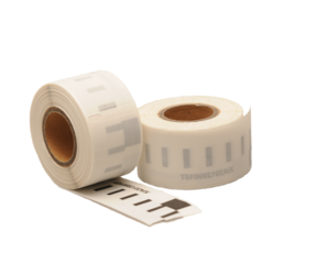 Afbeelding van Seiko SLP-1RLC compatible labels, 89mm x 28mm, 130 labels