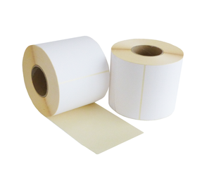 SSCC Zebra Compatible Labels, 148mm x 210mm, 700 Labels, 76mm Core, White, Permanent