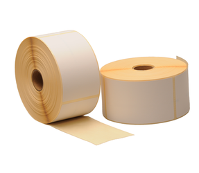 Zebra compatible labels, 57mm x 102mm, 700 labels, 25mm core, white, permanent