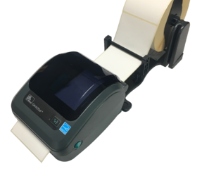 External Roll Holder For Label Printers