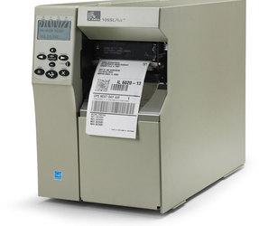 Afbeelding van Zebra 105SL Plus (102-80E-00100), Automatic Cutter